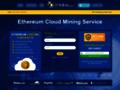 Ethereum Cloud Mining Service