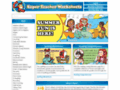 logo Super Teacher Worksheets