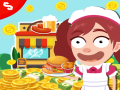 Idle diner - Money Cooking Game