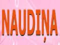 Naudina